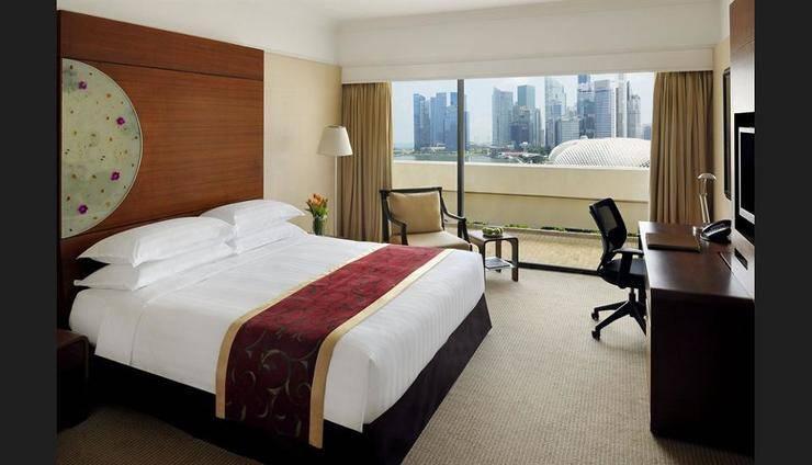 Marina Mandarin Singapore - Guestroom