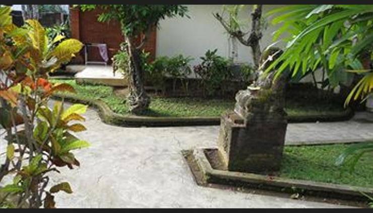 Laghawa Beach Inn Hotel Bali - Garden