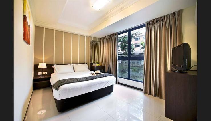 Harbour Ville Hotel Singapore - Featured Image