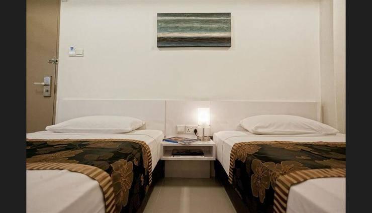 Harbour Ville Hotel Singapore - Guestroom