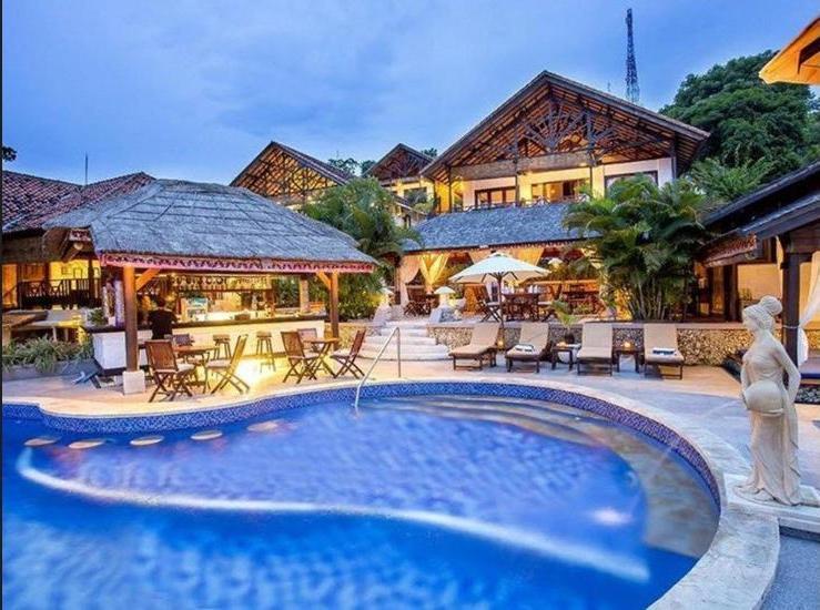 Lembongan Island Beach Villas Bali - Pool