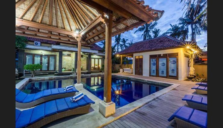 Pondok Baruna Garden Rooms Bali - Featured Image