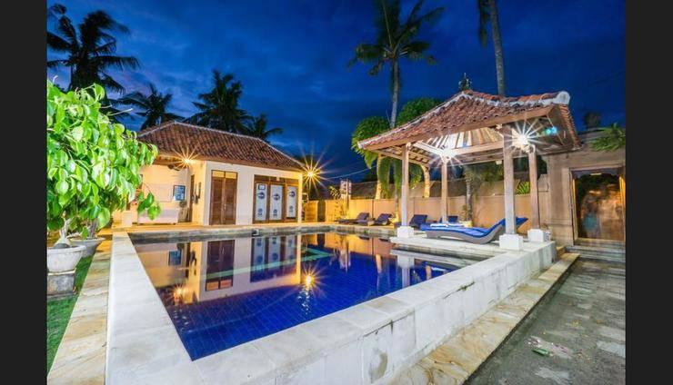 Pondok Baruna Garden Rooms Bali - Outdoor Pool