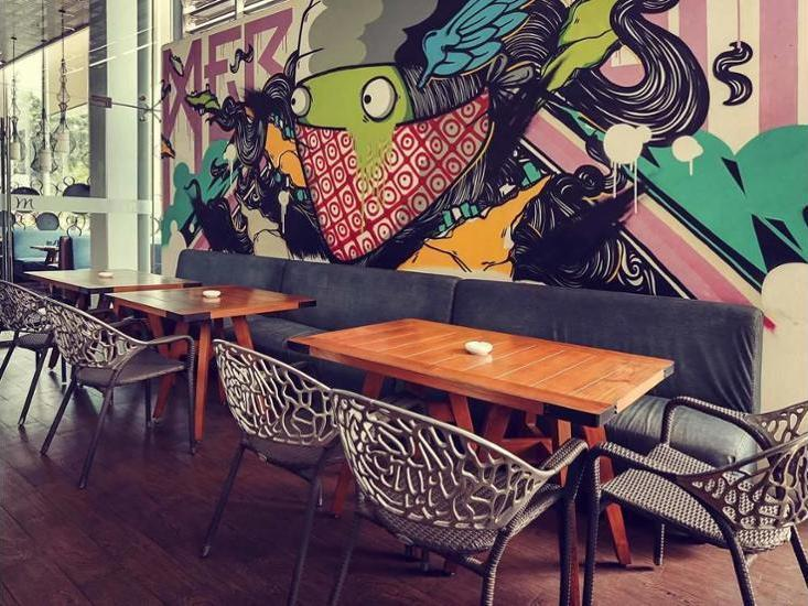 Mercure Simatupang Jakarta - Breakfast Area