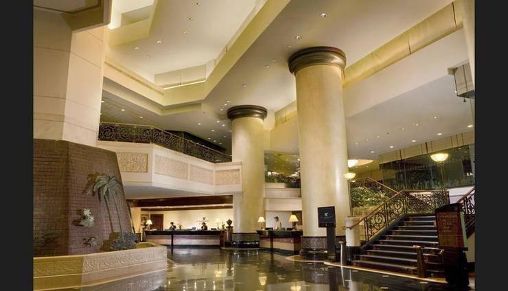 JW Marriott Surabaya - Lobby