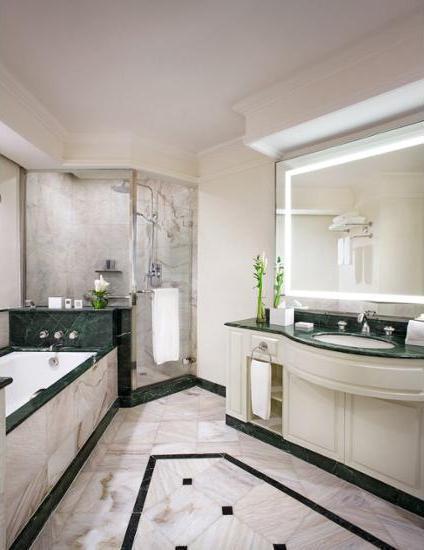 JW Marriott Surabaya - Bathroom