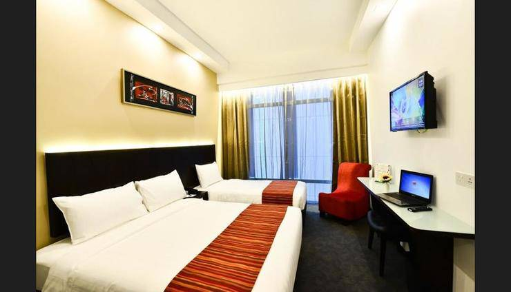 Hotel Chancellor@ Orchard - Guestroom