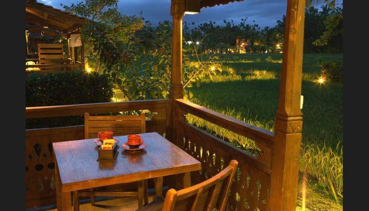 KajaNe Yangloni Ubud - Balcony