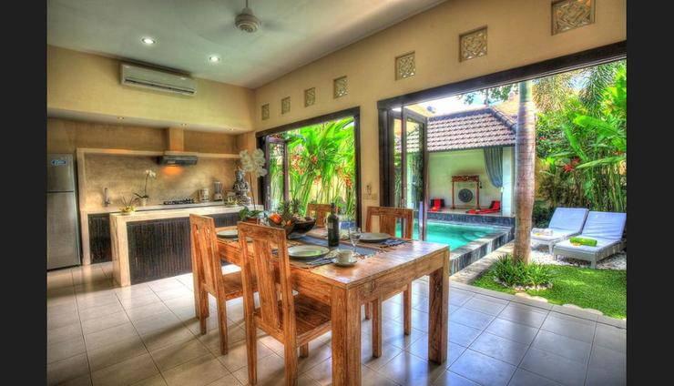Villa Delice Bali - In-Room Dining