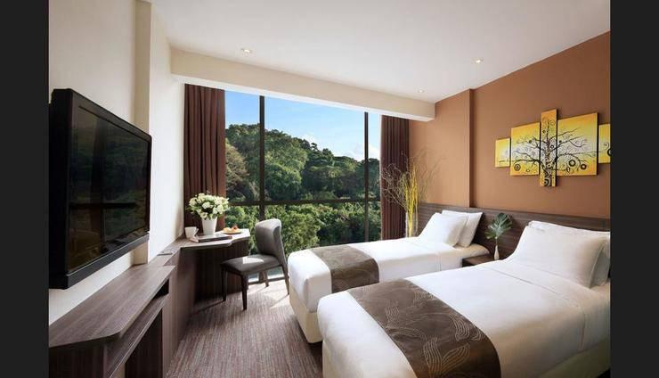 Bay Hotel Singapore - Guestroom