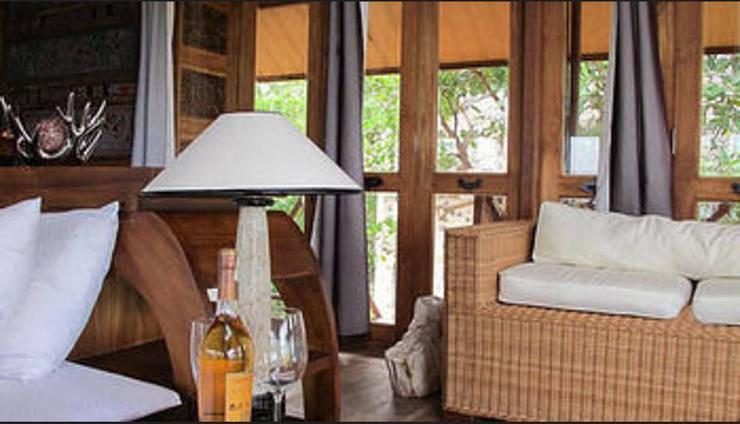 Breve Azurine Lagoon Retreat Karimun Jawa - Living Area