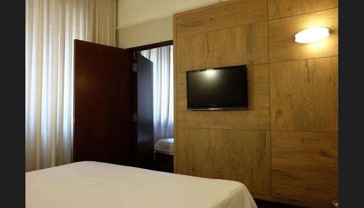 Hotel Bencoolen Singapore - Guestroom