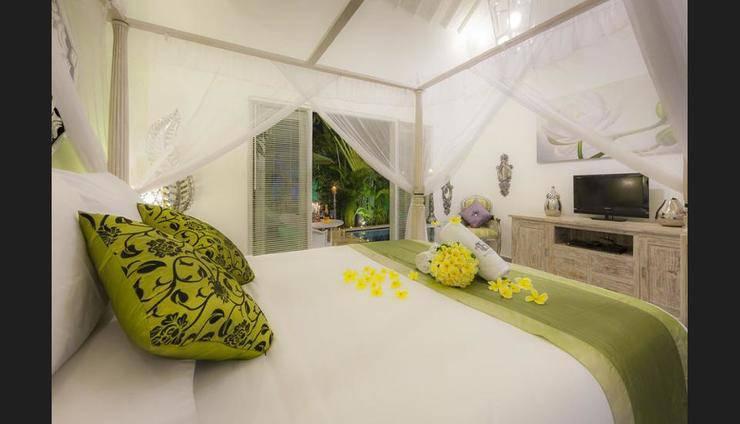 Bermimpi Bali Villas Seminyak - Guestroom
