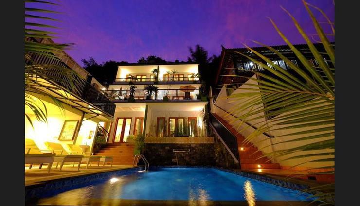 Villa Mataano Lombok - Outdoor Pool