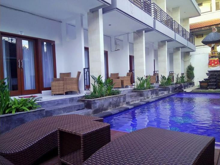 The Gaduh Guest House Kuta - Featured Image