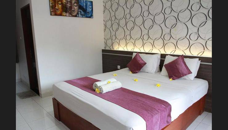 The Gaduh Guest House Kuta - Guestroom