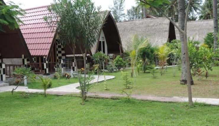 Meno Smile Cottages Lombok - Facade