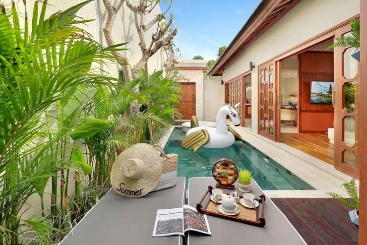 Asvara Villa Ubud Bali - Facilities