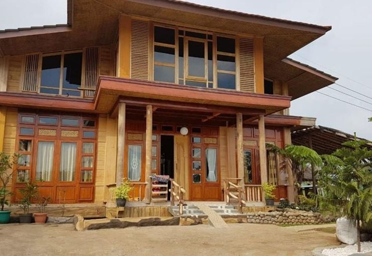 Villa Ide Lestari Garut - Exterior