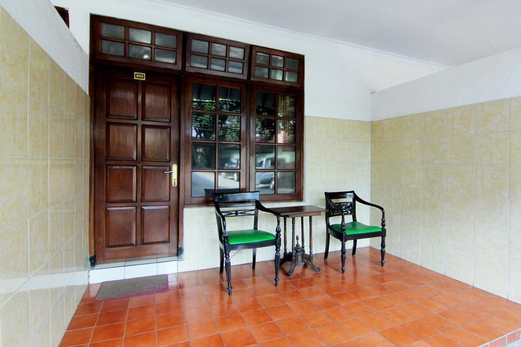 Hotel Sala Yogyakarta - Economy Room with Fan