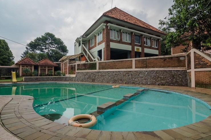 RedDoorz Syariah @ Cisarua Puncak Bogor Bogor - Exterior