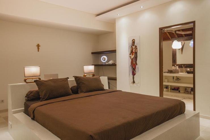 Villa Matahari Seminyak Bali - Bedroom