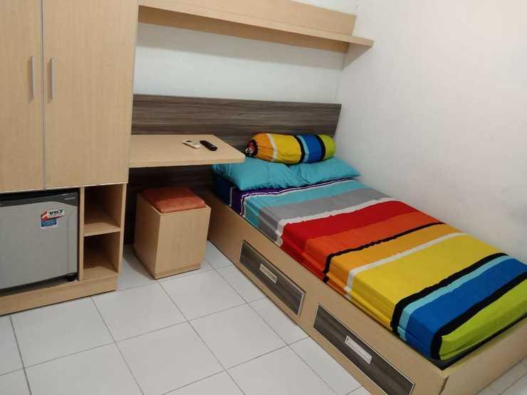 Aeropolis by Nita Rooms Tangerang - Bedroom