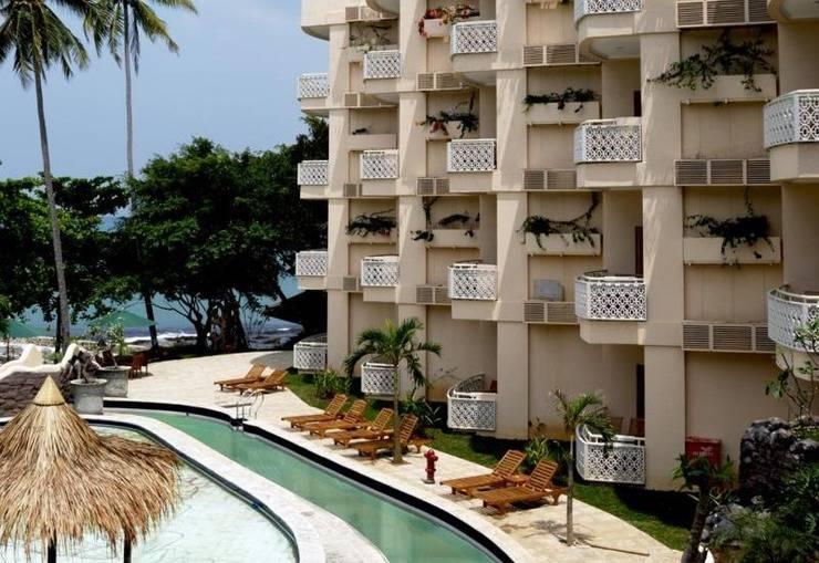 Hawaii Resort Family Suites Anyer - Fasilitas