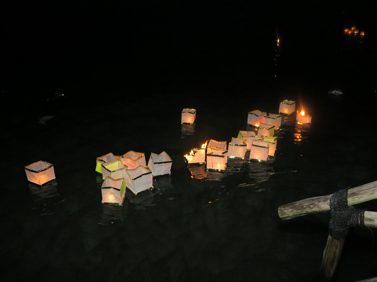 Hawaii Resort Family Suites Anyer - night at hotel