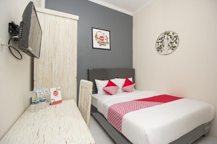OYO 647 Irooms Homestay Yogyakarta - Bedroom