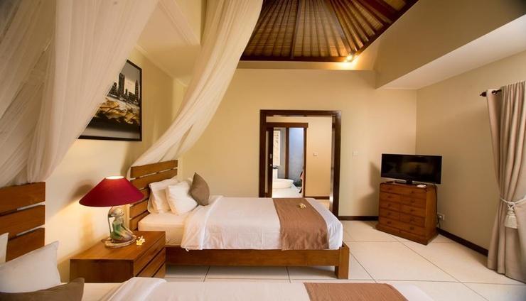 M and D Villa Seminyak Bali - Room