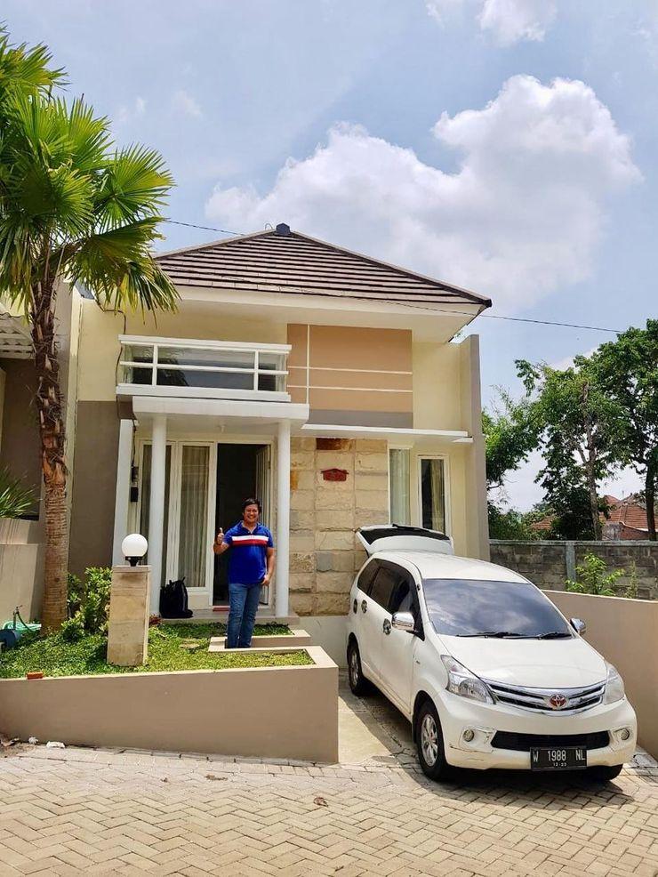 Villa Permata Garden Batu Malang E20 Malang - Exterior