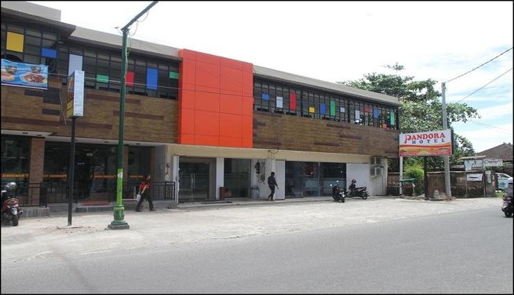 Pandora Hotel Lombok - exterior