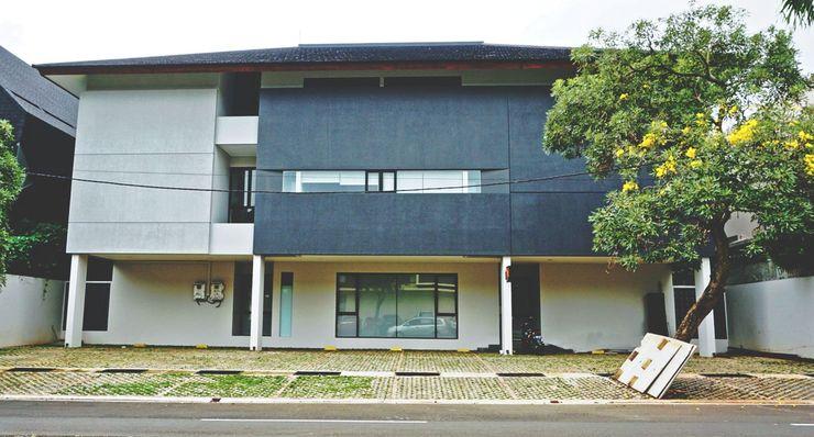 M Studio Karawaci Tangerang - Facade