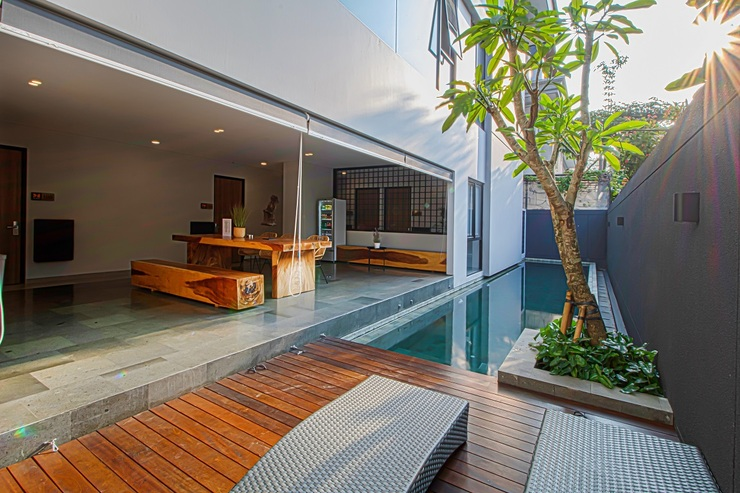 M Studio Karawaci Tangerang - Kolam renang terbuka