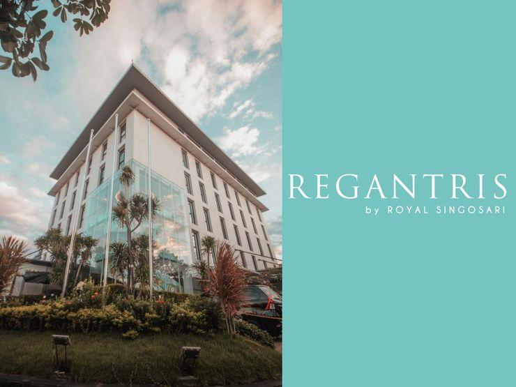 Regantris Hotel Surabaya by Royal Singosari Surabaya - Exterior