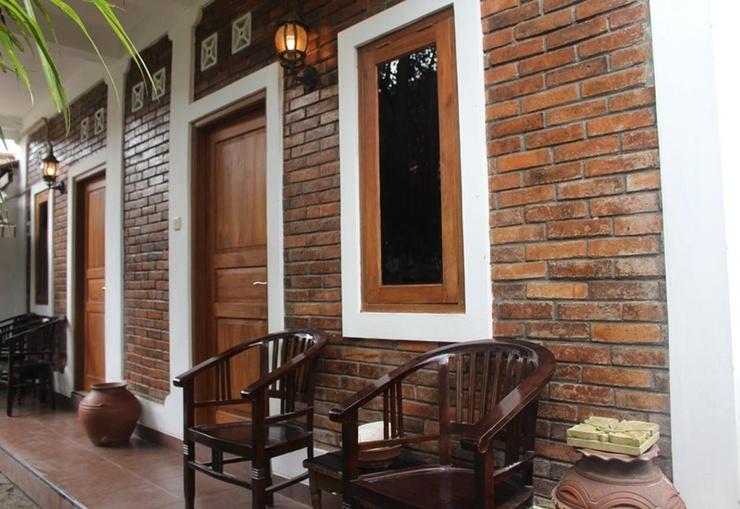 Rumah Pathuk Syariah Yogyakarta - Exterior