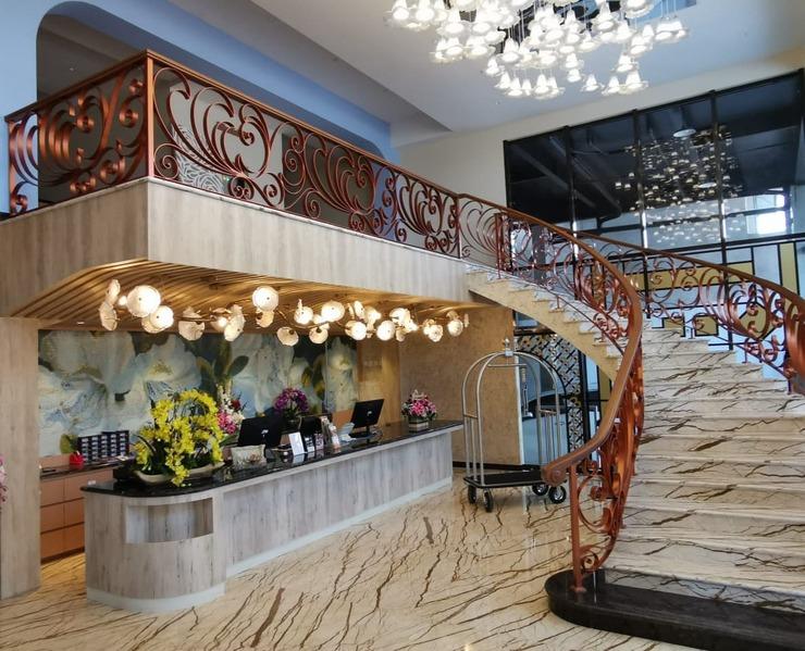 Mine Home Hotel Bandung - Lobby