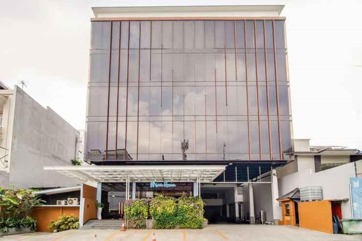 Mine Home by Sovia Bandung - bangunan tampak luar