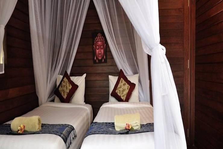 Nanuks Bungalows Bali - Kamar Tamu