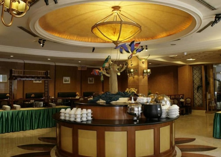 Hotel Kaisar Jakarta - Breakfast Area