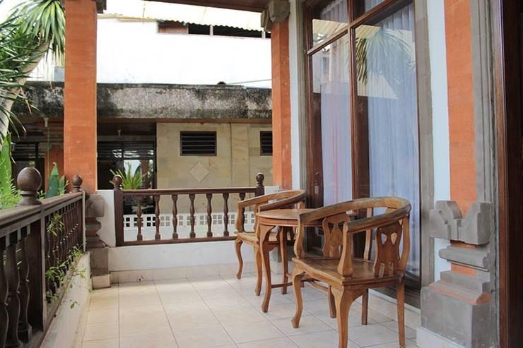 Ananda Beach Hotel Bali - Teras