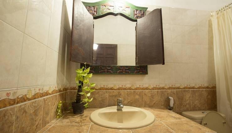 Ananda Beach Hotel Bali - Bathroom