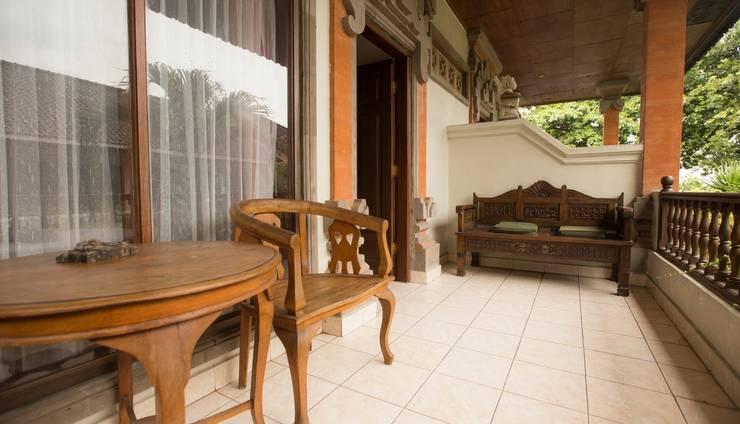 Ananda Beach Hotel Bali - Balcony
