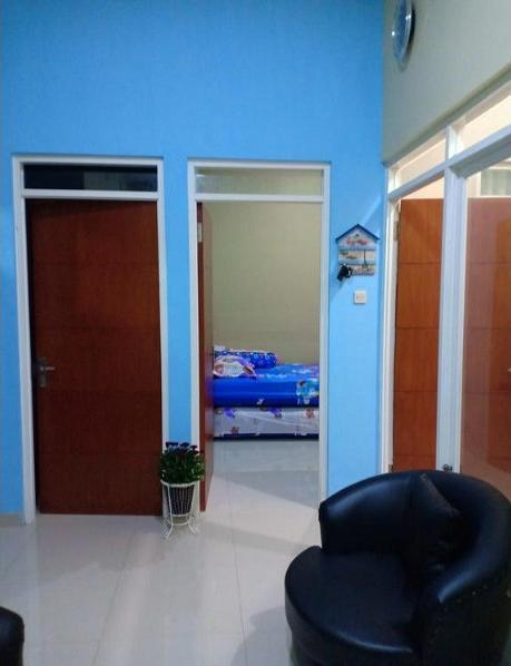 Villa NVA 88 Malang - Interior