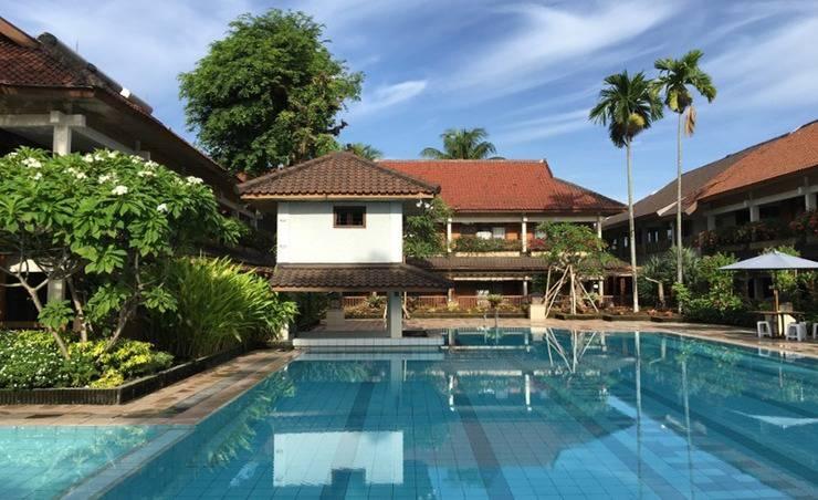 Pantai Indah Barat Hotel Pangandaran -