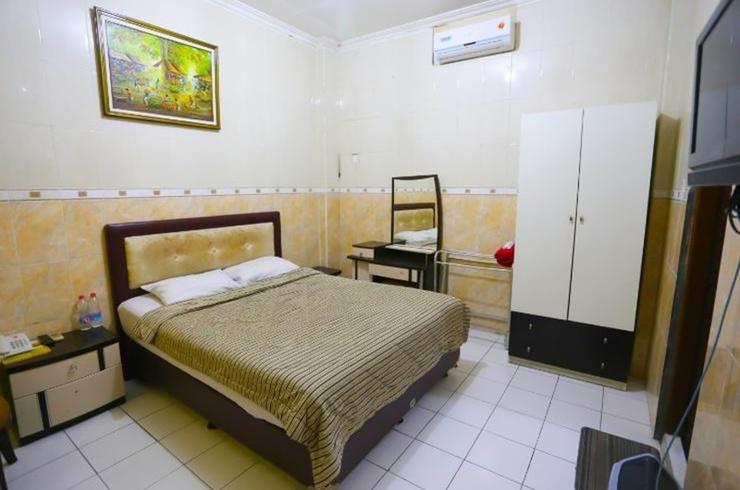 Kombokarno Hotel Malioboro Yogyakarta - Superior Queen