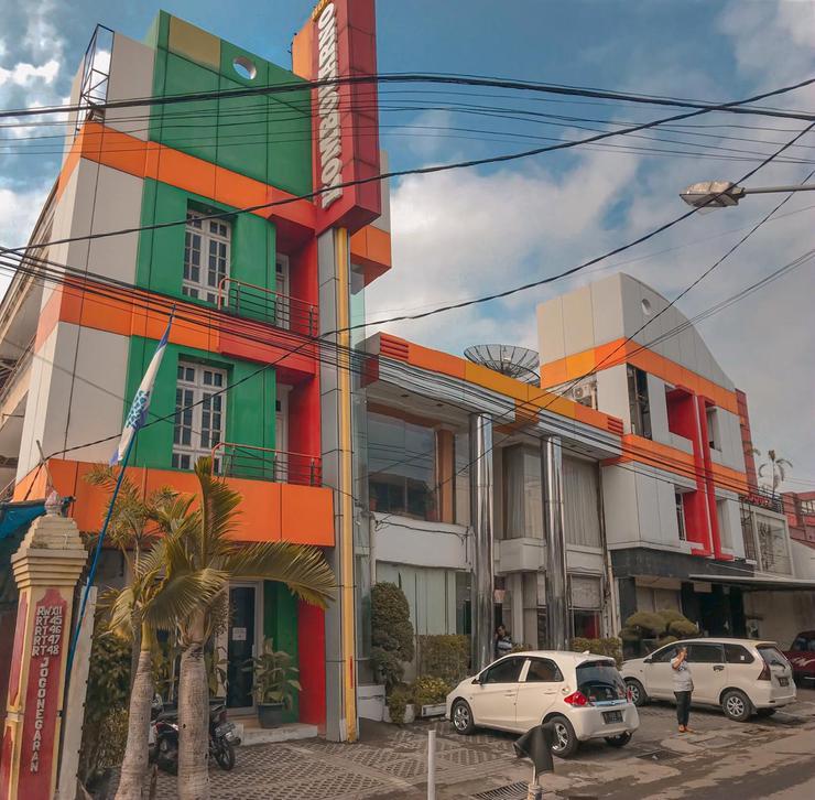 Kombokarno Hotel Malioboro Yogyakarta - appearence
