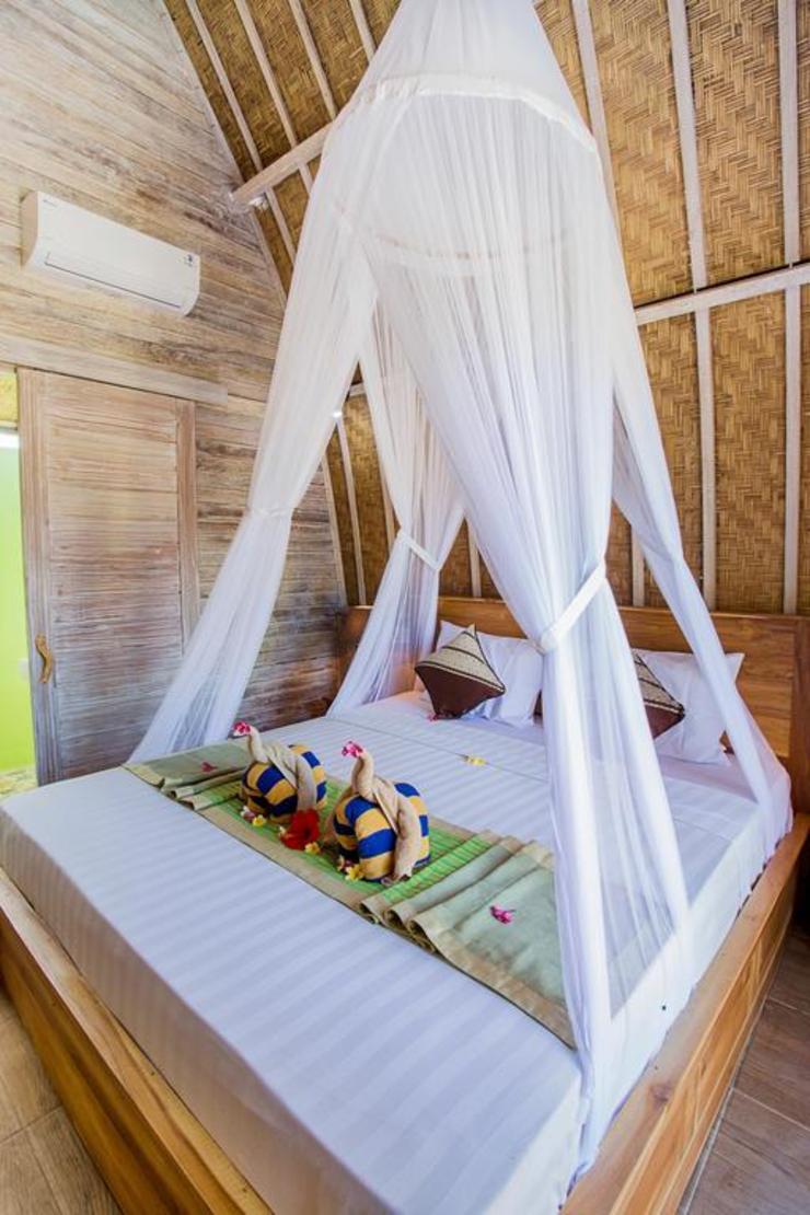 The Dafish Ceningan Bali - Bedroom