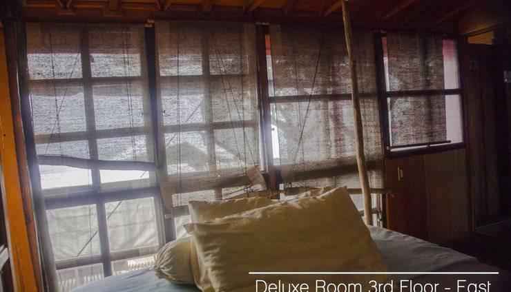 Karang Aji Beach Villa Sukabumi - Deluxe Kamar lantai 3 - Timur